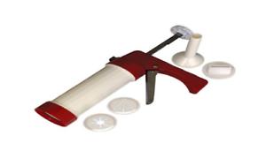 White//Red Ronco FD50RDDRM Jerky Gun Kit