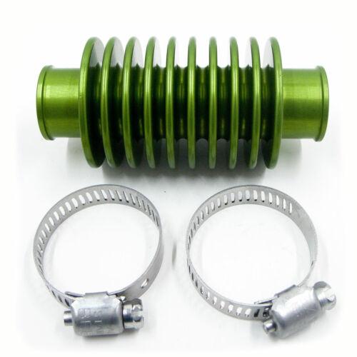 """Billet Aluminum Inline Radiator Hose Cooler 3//4/"""" ATV MX Honda Yamaha Kawasaki"""