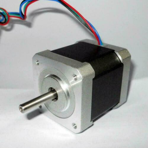 34//40//48mm 1.8Degree NEMA17 2Phase Stepper Motor For 3D CNC Tool Printer Ro E0O8
