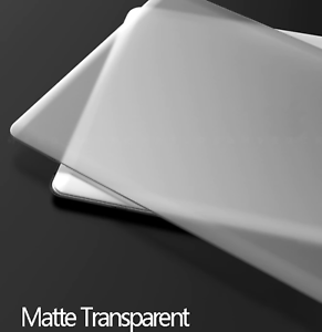 Luxury Protective Case Matte/Clear Cover for Apple MacBook Air Pro 11 13 15 Inch