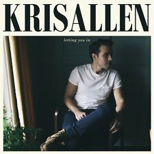Kris Allen - Letting You in [New CD]