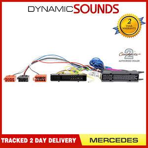 Connects2-CT10MC03-Perroquet-Sot-T-Harnais-Cable-Adaptateur-Cable-pour-Mercedes