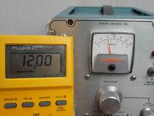 Power Designs Inc Regulated Dc Power Supply 0 36v 0 5a Model 3650 S