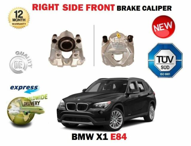 64872b061dd3 FOR BMW X1 E84 SDRIVE XDRIVE 312MM DISC 2009- NEW FRONT RIGHT SIDE BRAKE