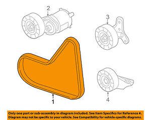 image is loading vw-volkswagen-oem-05-14-jetta-serpentine-drive-
