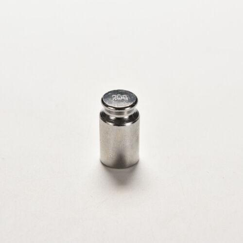 Min 5Pcs 1g 2g 5g 10g 20g Grams Precision Chrome Calibration Scale Weight Set`VH