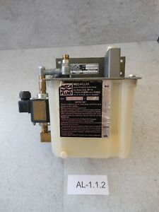 Meca-Fluid-HZ-2-L-02-Schmierstoffanlage-Pompe-A-Huile-Conteneur-Lubrication