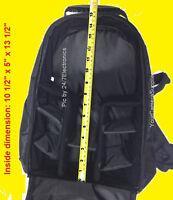 FULL SIZE PADDED BACKPACK CASE BAG =  CAMERA NIKON SLR D40 D50 D60 D70 D80 D90