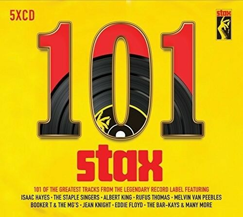 Various Artists - 101 Stax / Various [New CD] Boxed Set, UK - Import