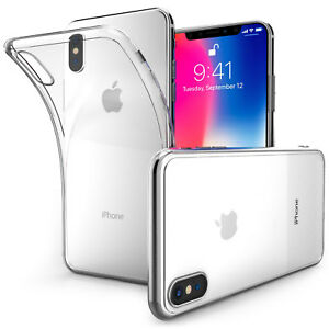 custodia iphone x in silicone