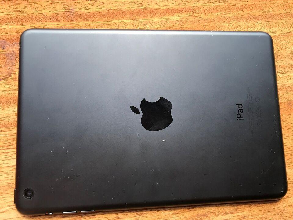 iPad mini, sort, God