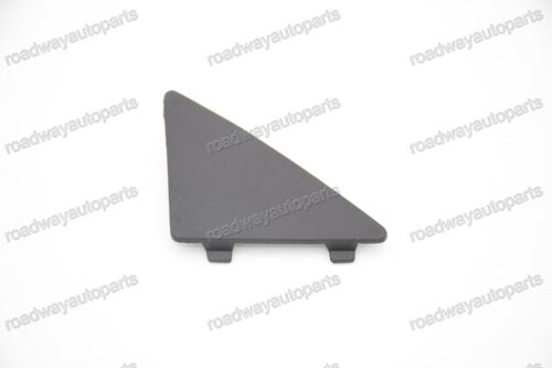 Front Bumper tow hook cover cap Triangle Trim Left For MAZDA 3 AXELA 2014-2017