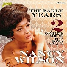 Nancy Wilson - Early Years: 2 Complete Albums Plus Bonus Singles [New CD] UK - I