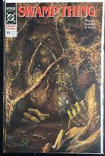 Swamp Thing (Vol 2) #93 VF+/NM- 1st Print Free UK P&P DC Comics
