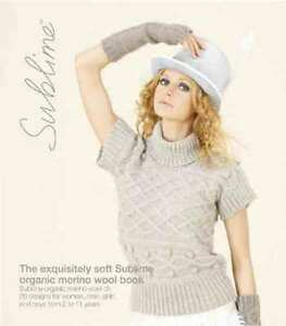The-Exquisitely-Soft-Sublime-Organic-Merino-Wool-Book-614-20-designs