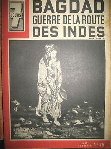 N-33-IRAK-SEIGNEURS-DU-DESERT-GUETTO-VARSOVIE-LA-LEGION-A-BJERVIK-7-JOURS-1941