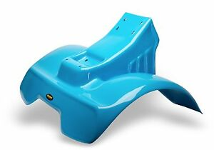 NEW HONDA ATC70 78-85 PLASTIC DARK BLUE FRONT AND REAR FENDER SET PLASTICS
