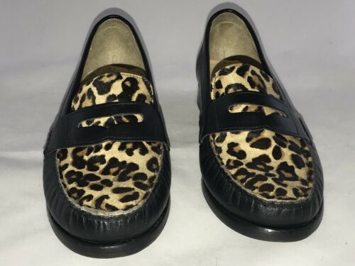 Cole Haan Pony hair Penny Loafers