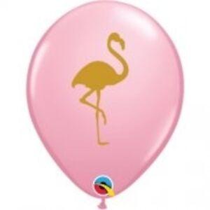 Flamingo-balloons
