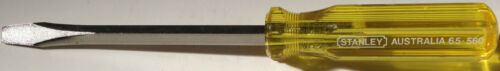 Stanley Screwdriver Square Blade 150mm AUSTRALIAN MADE!