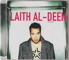 Laith Al Deen CD FÜR ALLE ( WIE NEU)