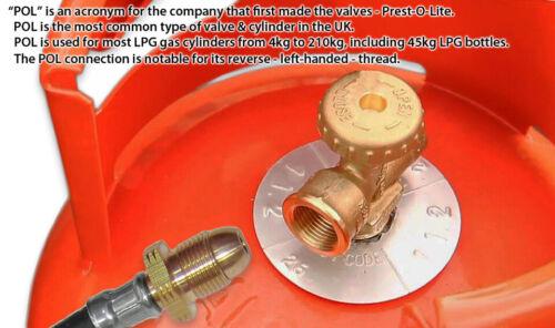 AUTO 2 BOTTIGLIA CAMBIARE NEL KIT per collegare due LP BOMBOLE GAS GPL PROPANO