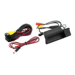 Car-Trunk-Handle-Reverse-Backup-Camera-For-BMW-E82-E88-E90-Good-Style-JG