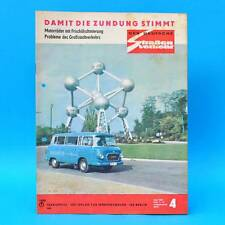 Der Deutsche Straßenverkehr 4/1969 DDR Saporoshez CZ-Motorräder Rennen Rallyes