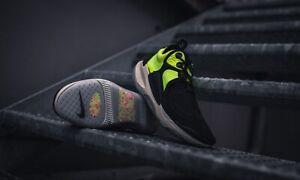 Nike JOYRIDE CC3 Setter Nero Volt Uk 11 US 12 forza 1 90 skate OG Vapore MAX 95