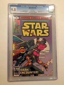 Star-Wars-29-CGC-9-8-White-1979-Marvel-1st-Tyler-Lucian-Darth-Vader-Appear