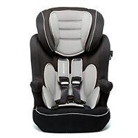 Nania Advance Xp Luxe 1-10yr Baby Child Car Seat Booster Black