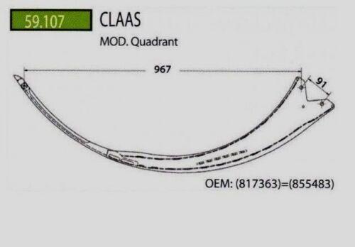 855483 Nadel Pressennadel Claas Quadrant RC Ballenpresse 817363