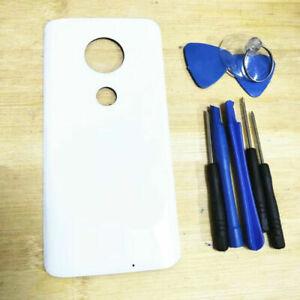 For-Motorola-Moto-G7-XT1962-Glass-Battery-Back-Cover-Housing-Replacement-RL1US