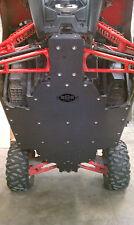 Polaris RZR 800 S UHMW skid plate underbody SSS Off Road