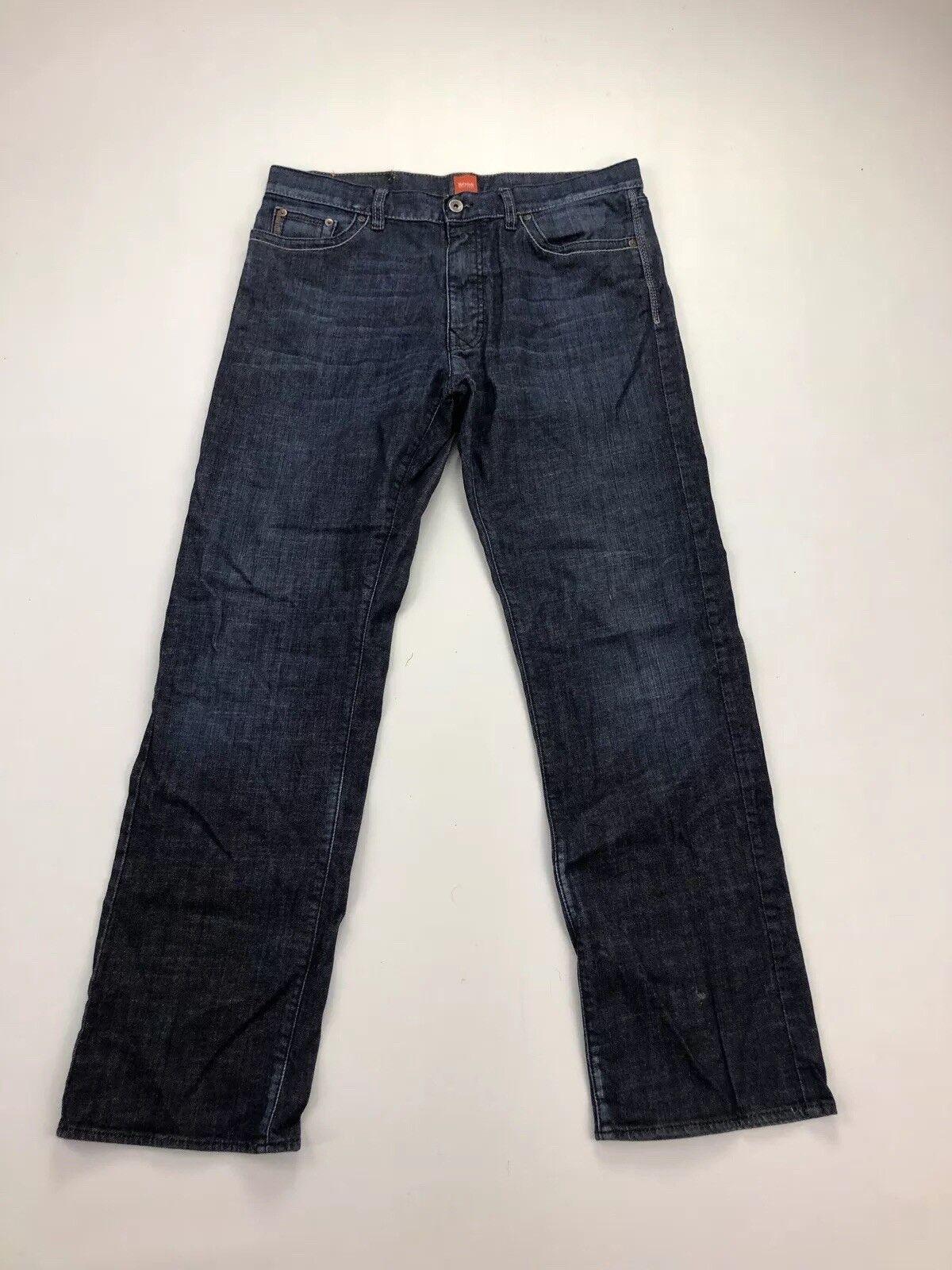 HUGO BOSS Jeans - W36 L34 - Navy - Great Condition - Men's    Online-Exportgeschäft    Deutsche Outlets    Stil