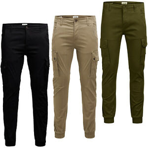 JACK \u0026 JONES Intelligence Pantalon Cargo