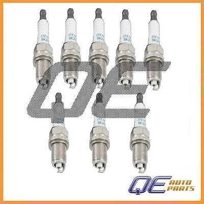 Set of 8-Pieces DENSO SK20R11 3297 Long Life Iridium Spark Plugs For Lexus Volvo