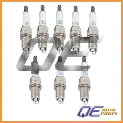 8 Long Life Iridium Spark Plugs DENSO 3297 for Toyota Camry Volvo XC90