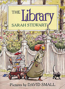 Library-by-Stewart-Sarah-ExLibrary