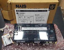 NAIS FP-M-C32TC AFC20351CF  5K-DC12V-I/O32 R5S13.7 €500 Net Price Fedex Shipping