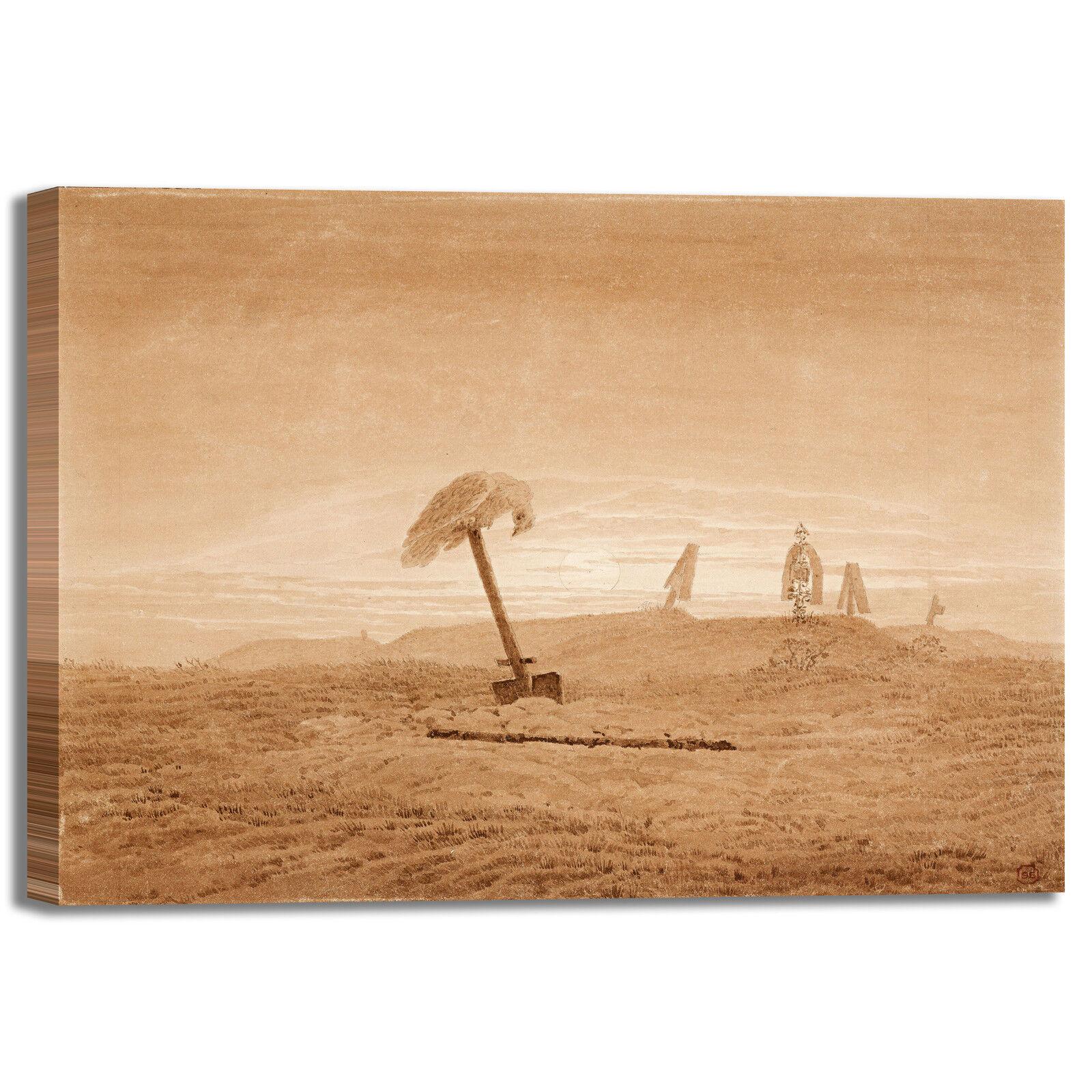 Caspar paesaggio tela design quadro stampa tela paesaggio dipinto telaio arRouge o casa 6a8013