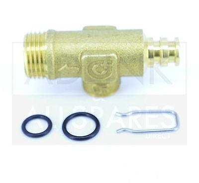 VAILLANT ECOTEC plus 824 831 837 937 remplissage boucle tuyau flexible 0020010293