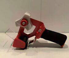3m Metal Tape Dispenser Hand Held Packing Gun For 2 Roll New