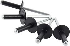 Ispinner 50pcs 316 X 12 Large Flange Aluminum Blind Rivets 48 X 12mm Pop R