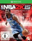 NBA 2K15 (Microsoft Xbox One, 2014, DVD-Box)