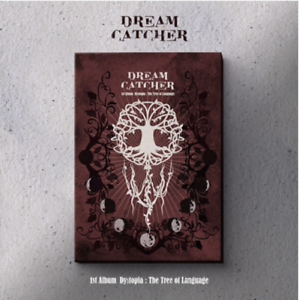 K-POP-DREAM-CATCHER-034-Dystopia-The-Tree-Of-Language-034-1-PHOTOBOOK-1-CD-I