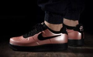 Nike Air Force 1 Foamposite Pro Cupsole Coral Stardust