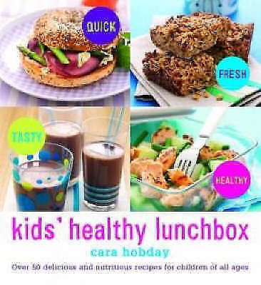 1 of 1 - Kids' Healthy Lunchbox: Over 50 delicious and nutritious lunchbox ideas for chil