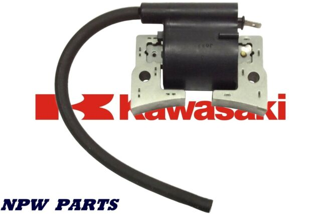 Kawasaki Engine FE290D Coil Ignition 21121-2067 New OEM