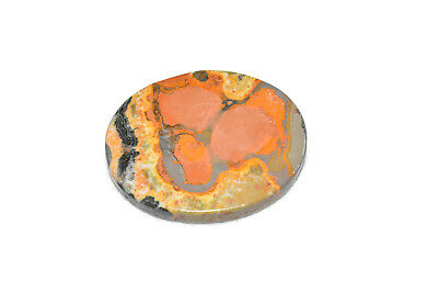 Natural Bumble Bee Jasper Palm Stone Heart Shape Healing Reiki